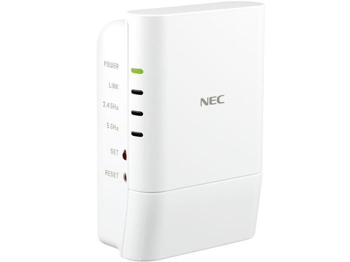 NEC中継機W1200EX