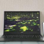 マウスコンピューター「F5-i5」レビュー|SSD&Core i5搭載15.6インチ高性能ノートパソコン