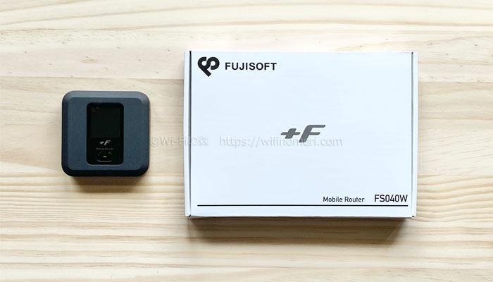 FS040W最速レビュー|FUJI Wifi(SIM)でコスパ抜群のポケットWiFiに