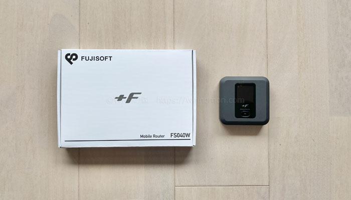 富士ソフト「FS040W」の性能・スペック
