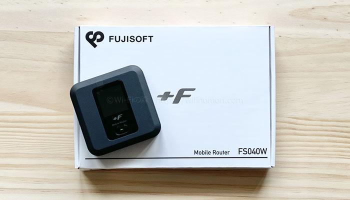 【まとめ】FS040W×FUJI Wifiは縛りもなく、LTE回線がたっぷり使えて、速度も問題なし