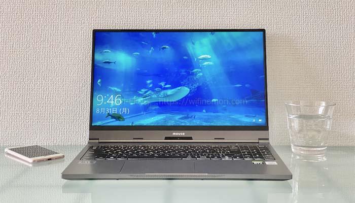 マウスコンピューター「DAIV 5N」レビュー Core i7&RTX2060搭載クリエイター向けノートパソコン