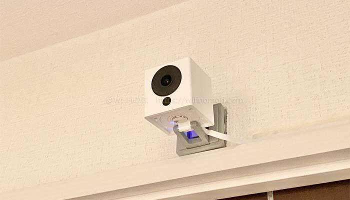 【レビュー】ATOM Cam「スマホで見れる室内用カメラ」使ってみた|設定方法と注意点