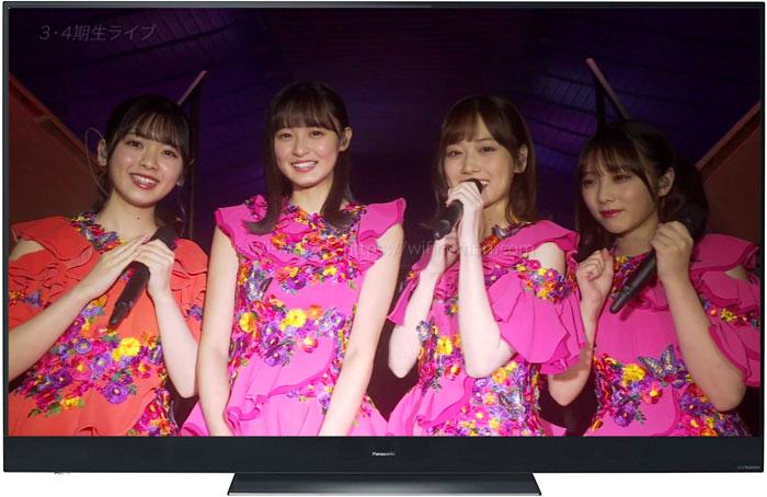 ブラウザを開いてお好きな「のぎ動画」を再生すれば、テレビで視聴することができます。