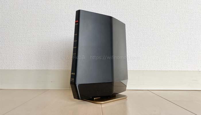 【Wi-Fi 6】バッファロー WSR-5400AX6を使ってみました|速度と設定方法をレビュー