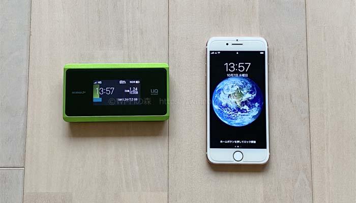 WiMAX「WX06」実際の速度と使ってみた感想とデメリット|口コミ・料金まとめ
