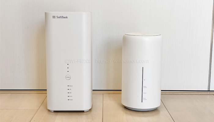 ホームルーターとは工事不要で使える置型Wi-Fiのこと