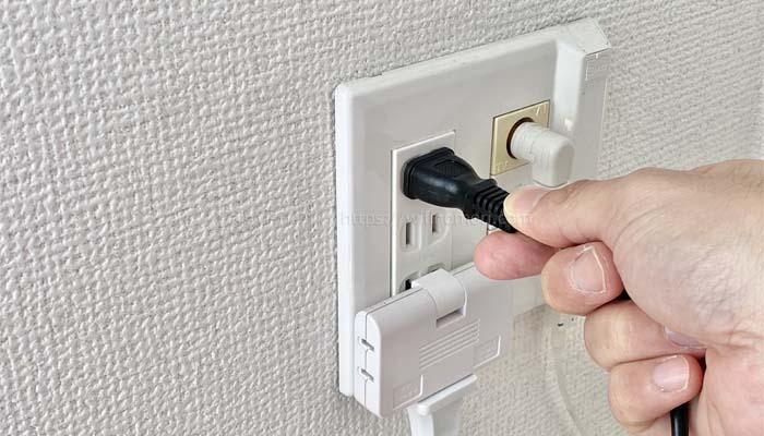 コンセント挿すだけで使えるWi-Fi