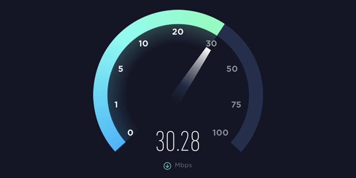 クラウドWiFiの速度