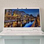 NEC「Lavie Direct NM(PC-GN10S6RAH)」レビュー|持ち運びに最適な12.5インチ軽量ノートパソコン