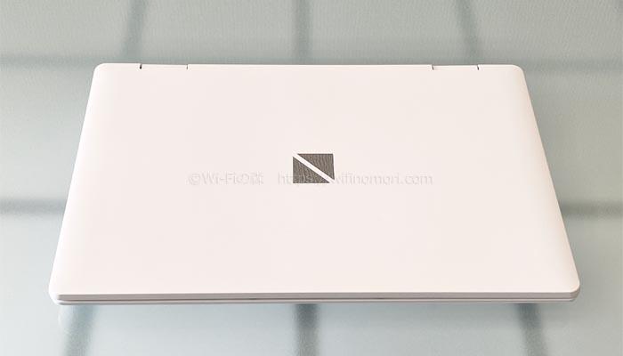 NMシリーズの外観 天板