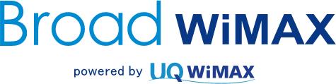 Broad WiMAXのロゴマーク